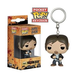 Llavero Daryl Dixon de The Walking Dead Pop Funko Pocket