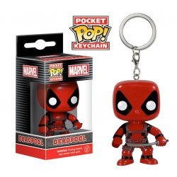 Llavero Deadpool de Deadpool Pop Funko Pocket