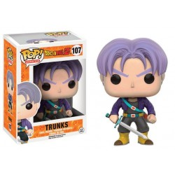 Figura Trunks Dragon Ball Z Pop Funko 10 cm
