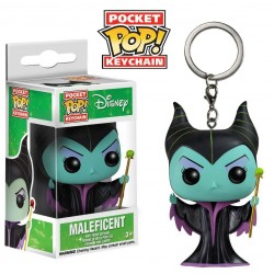 Llavero Malefica de Cenicienta Pop Funko Pocket