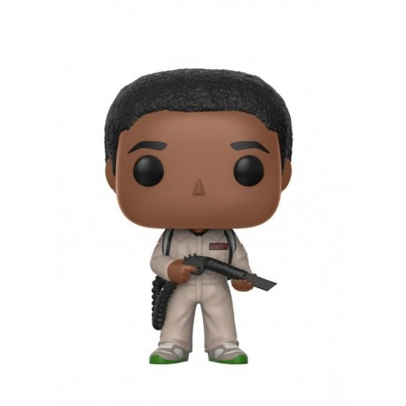 Figura Lucas Ghostbuster de Stranger Things Pop Funko 10 cm