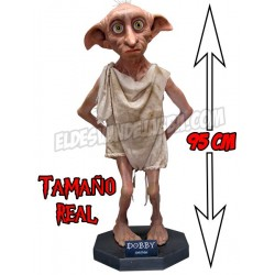 Estatua Dobby Tamaño Real Harry Potter Real Life