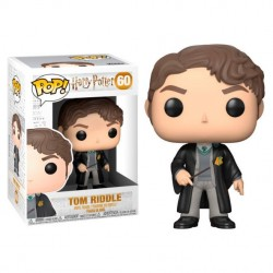 Figura Tom Riddle de Harry Potter Cabezon Pop Funko 10 cm
