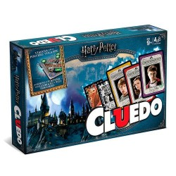Juego Cluedo de Harry Potter en Castellano