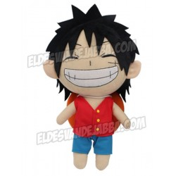 Peluche Luffy de Pie de One Piece - 30 cm