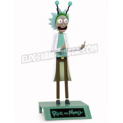 Estatua Rick con Base de Rick and Morty - 16 cm