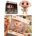 Figura Dobby Giant Exclusive de Harry Potter Pop Funko 25 cm
