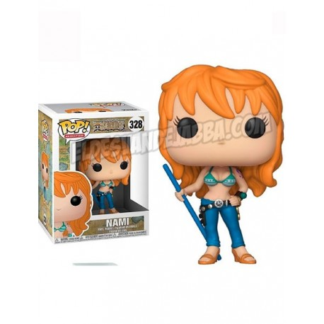 Figura Nami de One Piece Funko Pop