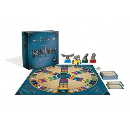 Trivial Harry Potter Ultimate Edition (Ingles)