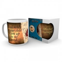 Taza Marauders Map de Harry Potter