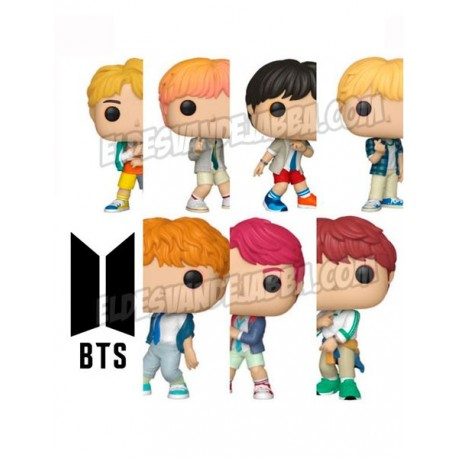 Pack 7 Figuras BTS Funko Pop