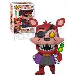 Figura Freddy Pizza Simulator Rockstar de Five Nights at Freddy's Pop Funko 10 cm