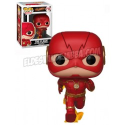 Figura Flash de The Flash Television Pop Funko 10 cm