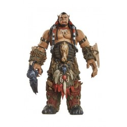 Figura Articulada Durotan de World Of Warcraft WOW