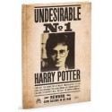 Libreta Harry Potter Undesirable Lenticular Efecto 3D Tamaño A5
