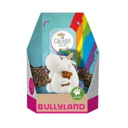 Mini Figura Unicornio Chubby with Teddy Single Pack 6 cm