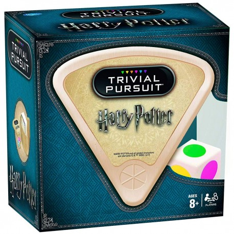 Trivial Harry Potter CASTELLANO