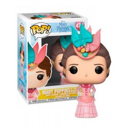 Figura Mary Poppins At The Music Hall Cabezon Pop Funko 10 cm
