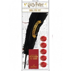 Set Escritura Hogwarts de Harry Potter