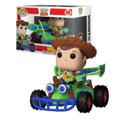 Figura Woody RCS Ride de Toy Story Pop Funko 15 cm