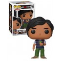 Figura Raj de The Big Bang Theory Cabezon Pop Funko 10 cm