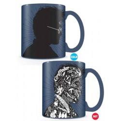Taza Harry Potter Magic Portrait Reactiva al Calor