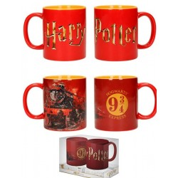 Pack 2 Tazas Harry Potter Hogwarts Express