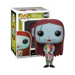 Figura Sally With Basket de Pesadilla Antes de Navidad Pop Funko 10 cm