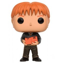 Figura George Weasley de Harry Potter Cabezon Pop Funko 9 cm