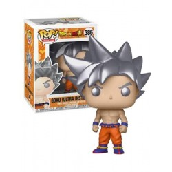 Figura Goku Ultra Instinct Dragon Ball Super Pop Funko 10 cm