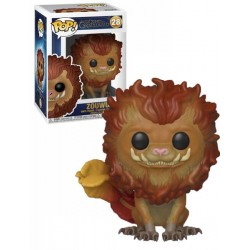 Figura Zouwu Animales Fantasticos Harry Potter Cabezon Pop Funko 10 cm