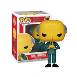 Figura Mr. Burns de Los Simpsons Funko Pop 10 cm