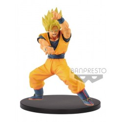 Figura Goku Super Saiyan Dragon Ball Super Chosen Shiretsuden Vol 1 Banpresto