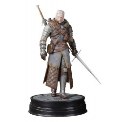Estatua Geralt Grandmaster Ursine Wild Hunt The Witcher 3