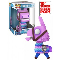 Figura Llama de Fortnite Gigante Super Sized Funko Pop 25 cm