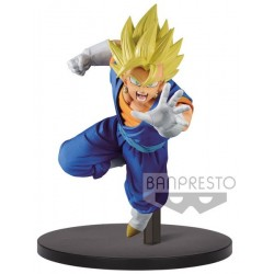 Figura Vegetto Super Saiyan Dragon Ball Super Banpresto