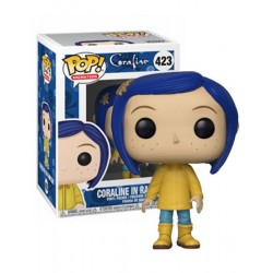Figura Coraline in Raincoat de Coraline Funko Pop
