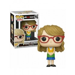 Figura Bernadette de The Big Bang Theory Cabezon Pop Funko 10 cm