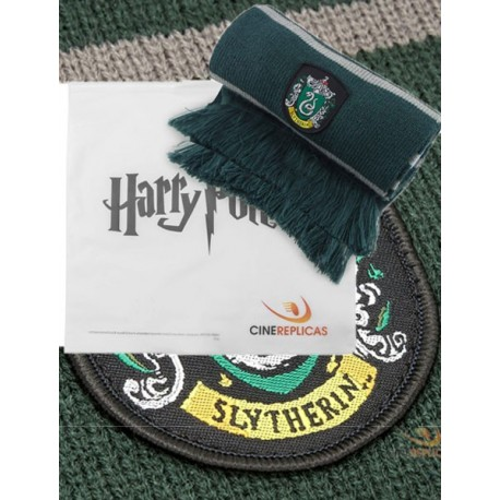 Bufanda Slytherin Original Cinereplicas Harry Potter 90 cm