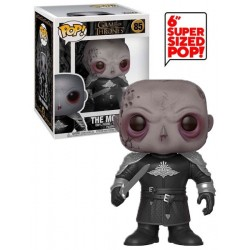 Figura The Mountain Super Sized de Juego de Tronos Pop Funko 15 cm