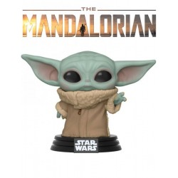 Figura The Child Baby Yoda The Mandalorian Star Wars Funko Pop
