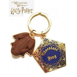 Llavero Rana de Chocolate de Harry Potter