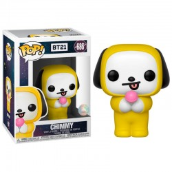 Figura Chimmy BT21 BTS Funko Pop