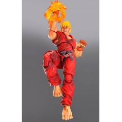 Figura Ken Super Street Fighter IV Play Arts Kai Vol. 4 25 cm Square Enix