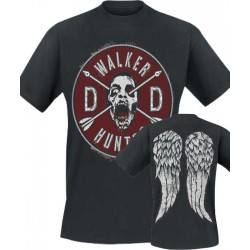 Camiseta The Walking Dead Zombie Arrow