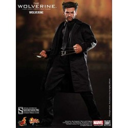Figura Lobezno Inmortal Movie Masterpiece 1/6 Wolverine 30 cm Hot Toys Sideshow