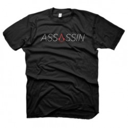 Camiseta Assassin's Creed 3 - Assassin 3