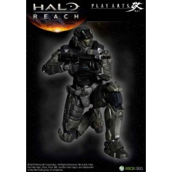 Figura Halo Reach Play Arts Kai Vol. 1 Noble Six 23 cm