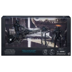 Pack 2 Figuras Imperial Shadow Squadron Scout and Stormtrooper Black Series Exclusive Star Wars 15 cm Hasbro