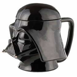 Taza Darth Vader 3D Ceramica Star Wars